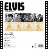Calendar 2018 - Elvis - Danilo Collectors Edition - With Record Sleeve Cover