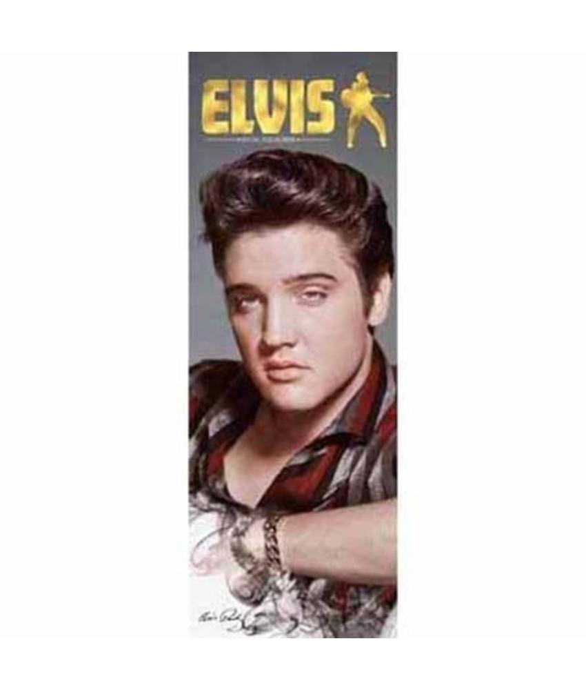 Calendar 2018 - Elvis - Danilo Slim