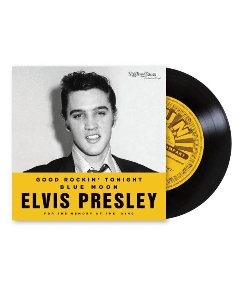 Rolling Stone Magazine - With Elvis Vinyl Single