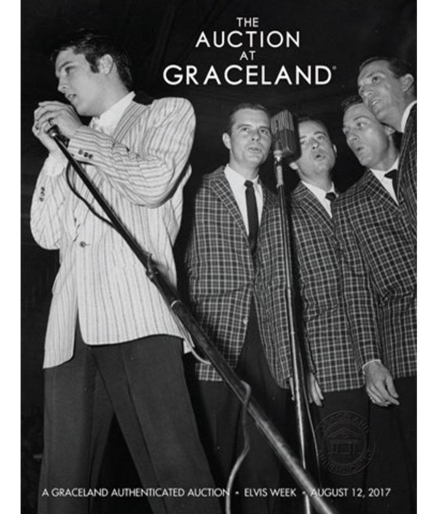 Graceland - Elvis Veiling Catalogus - Augustus 2017