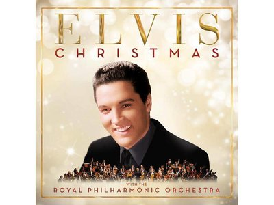 Christmas With Elvis Presley And The Royal Philharmonic Orchestra CD