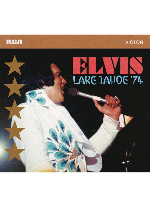 FTD - Elvis Lake Tahoe '74