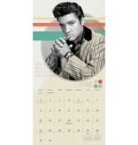Calendar 2018 - DayDream - Young Elvis
