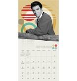 Kalender 2018 - Young Elvis 16 maanden kalender