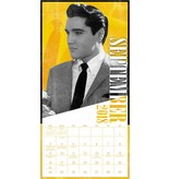 Kalender 2018 - DayDream - Elvis Mini Colour Background