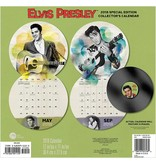 Kalender 2018 - DayDream - Elvis King Creole 60th Anniversary Collectors Edition