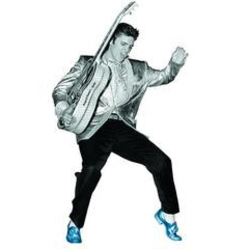 Window Waggler - Elvis Gold Jacket