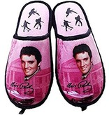 Slippers Elvis Pink Cadillac