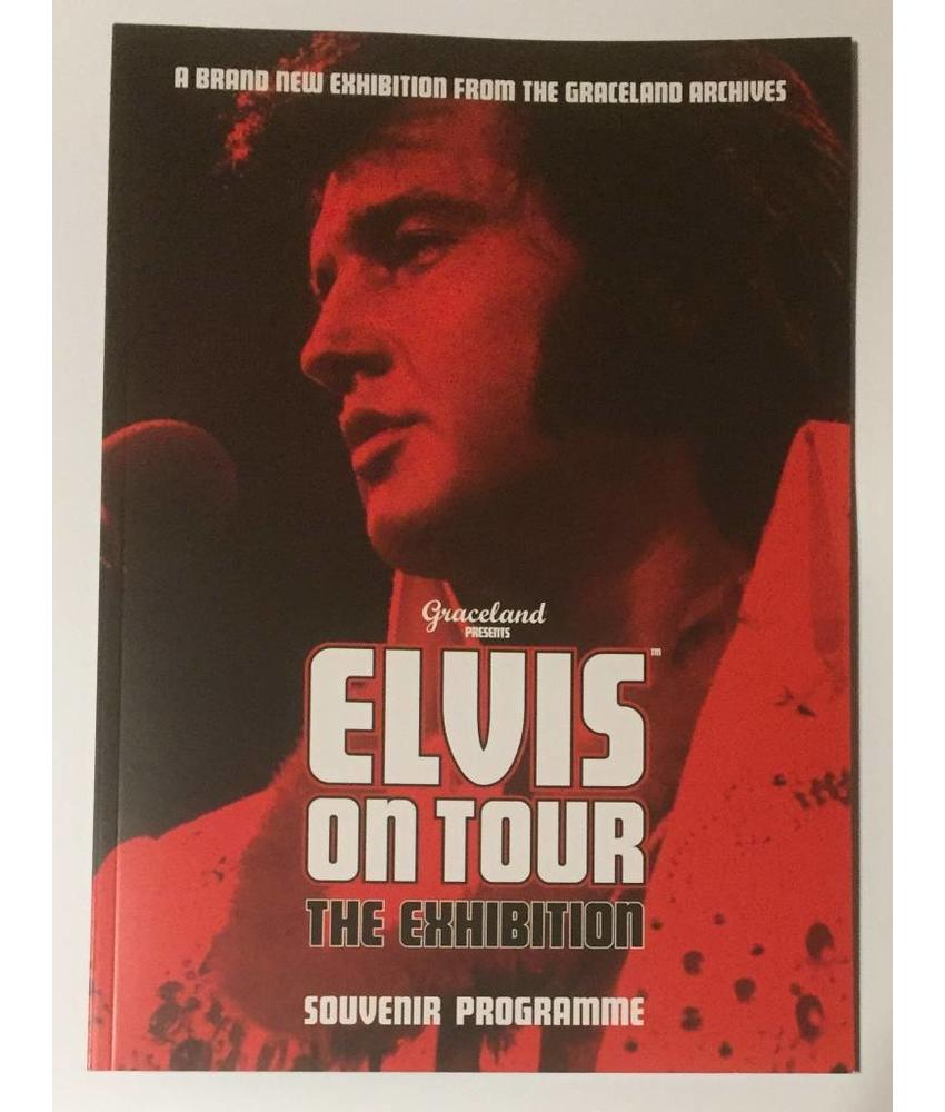 Elvis On Tour - The Exhibition Souvenir Programme