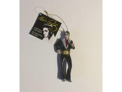 Ornament T1 - Black Cisco Suit Elvis