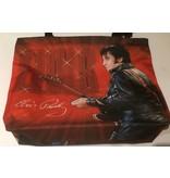 Tas Rood Elvis '68 Comeback Special - Groot