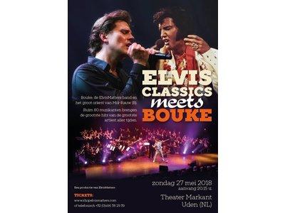 ElvisClassics Meets Bouke (NL) - Zondag 27 mei 2018