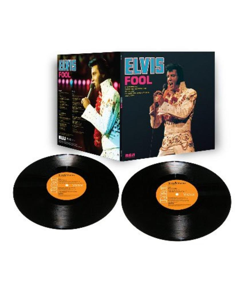 Elvis - The Fool Album - FTD Vinyl