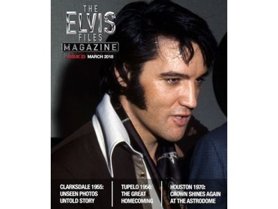 Elvis Files Magazine - Nr. 23