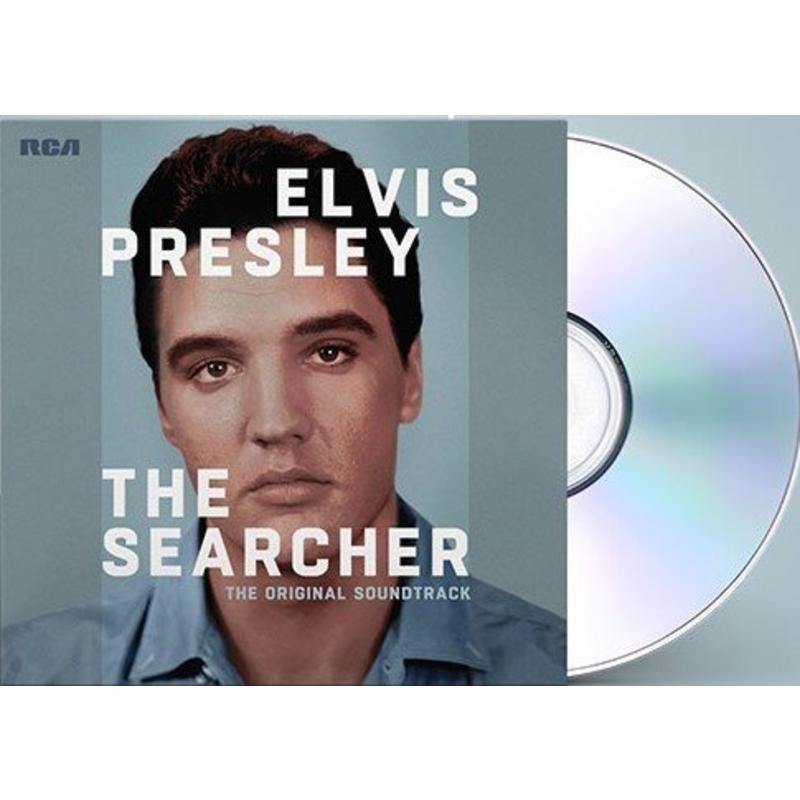 Elvis Presley , The Searcher - The Original Soundtrack - 1 CD