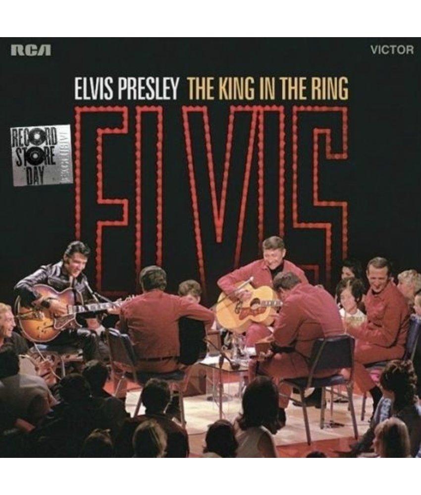 Elvis Presley  The King In The Ring - Red Vinyl LP RSD 2018