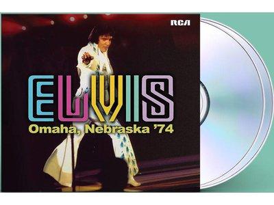 FTD - Elvis Omaha Nebraska '74
