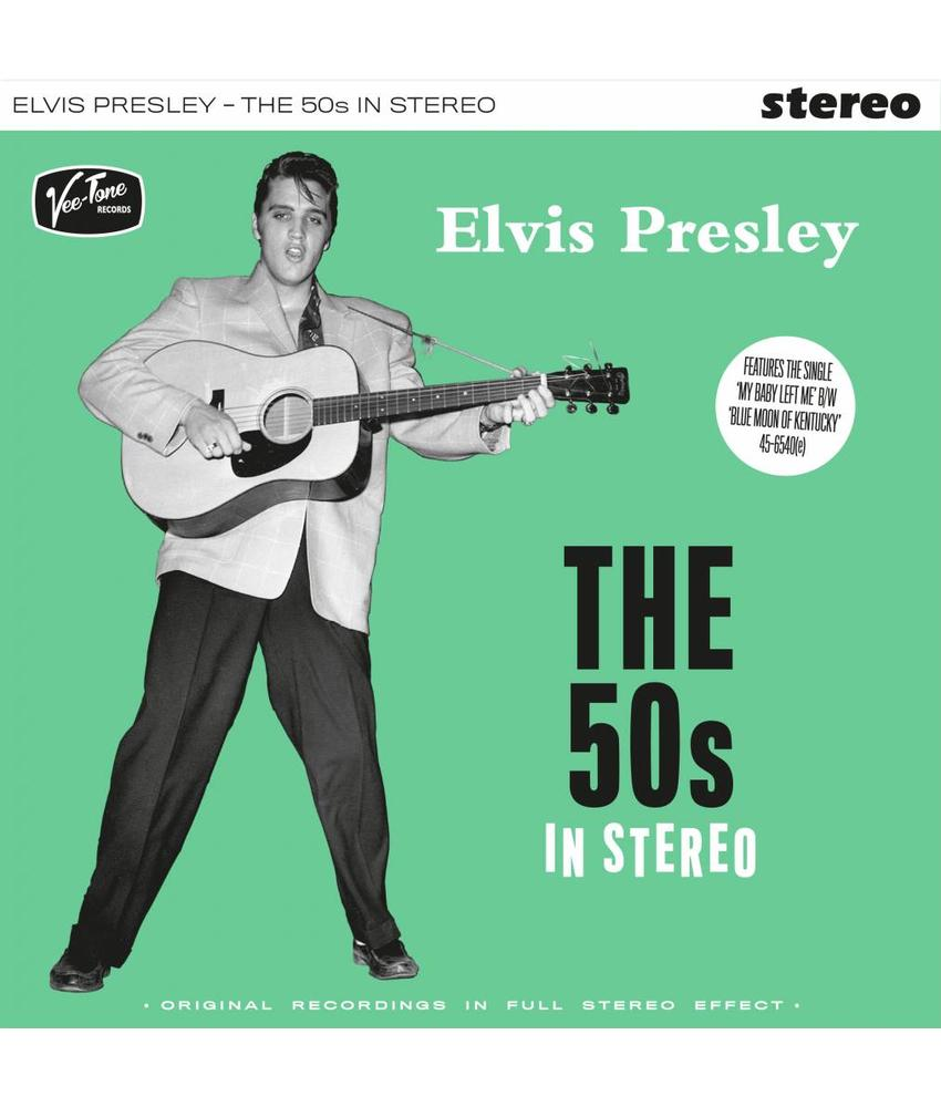Elvis Presley - The 50 s In Stereo On Green Vinyl - Neophonic Stereo