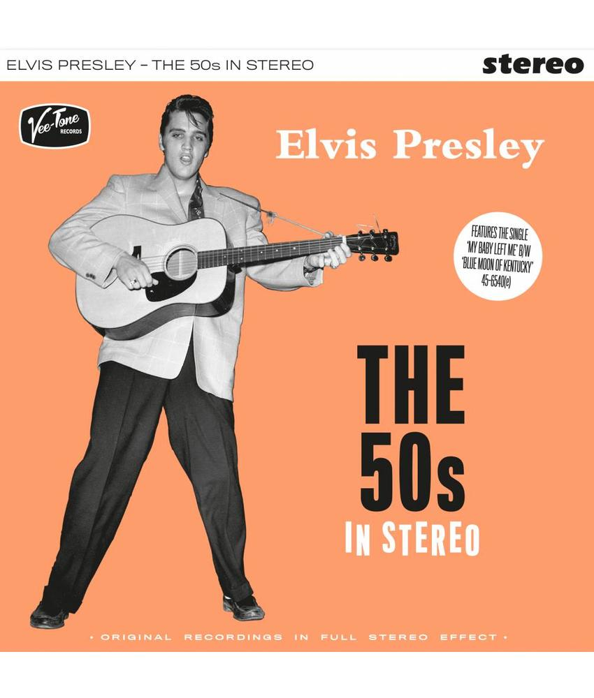 Elvis Presley - The 50 s In Stereo On Orange Vinyl - Neophonic Stereo