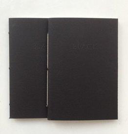 Piacero Black Journal | Notebook (set of 2)