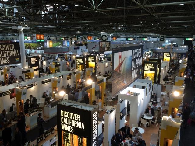 wine fair Dusseldorf