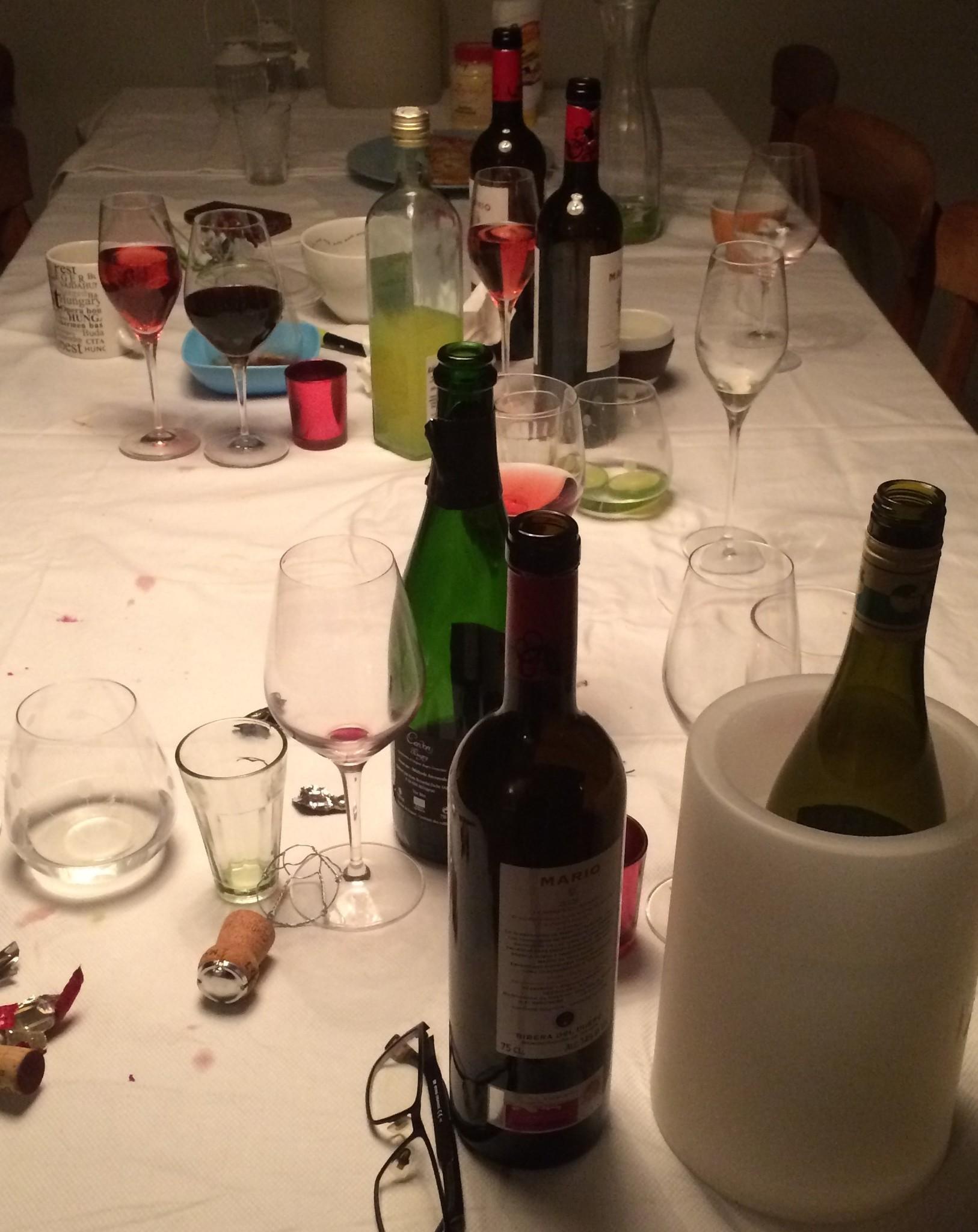 Piacero home tasting