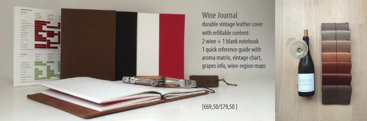 Piacero wine journal info