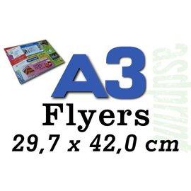 Standaardflyers A3