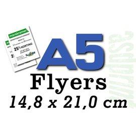 Standaardflyers A5
