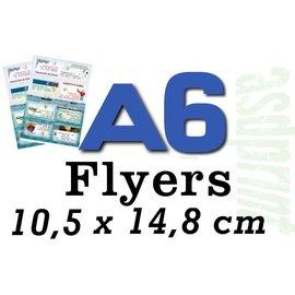 Standaardflyers A6