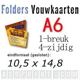 Folders & Vauwkaarten A5 naar A6