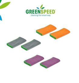 Greenspeed Set in stoere kleuren 'Original'