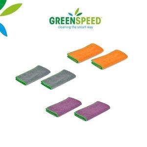 Greenspeed Set in stoere kleuren 'Original'