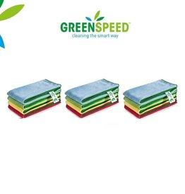 Greenspeed Set 12 microvezeldoeken 'Original'