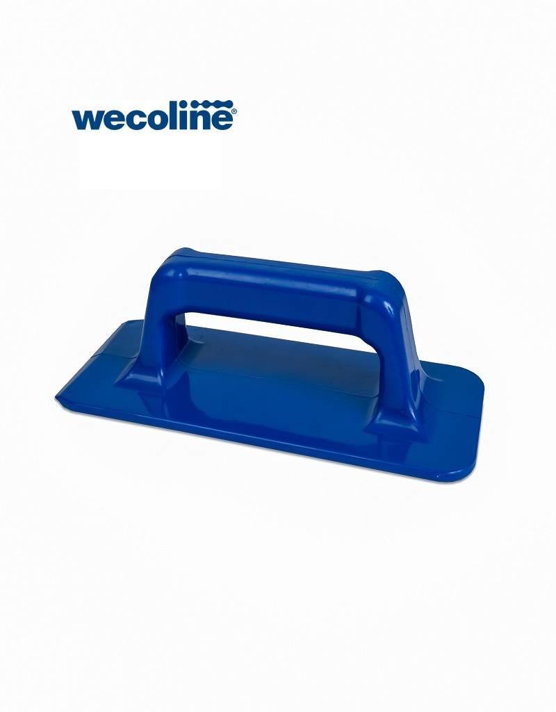 Wecoline Houder voor schrobpads en voor 30 cm vlakmoppen.