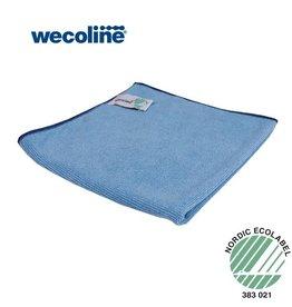 Wecoline Microvezel reinigingsdoek 40 x 40 cm