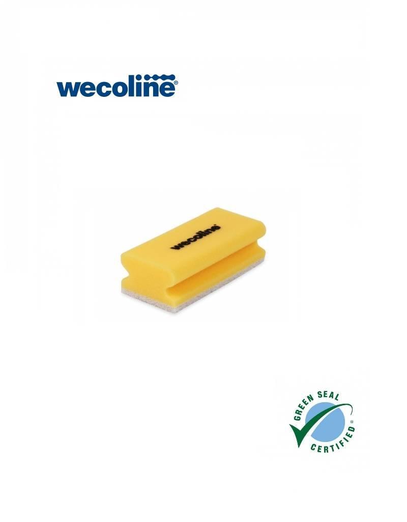Wecoline Schuurspons met wit schuurvlak