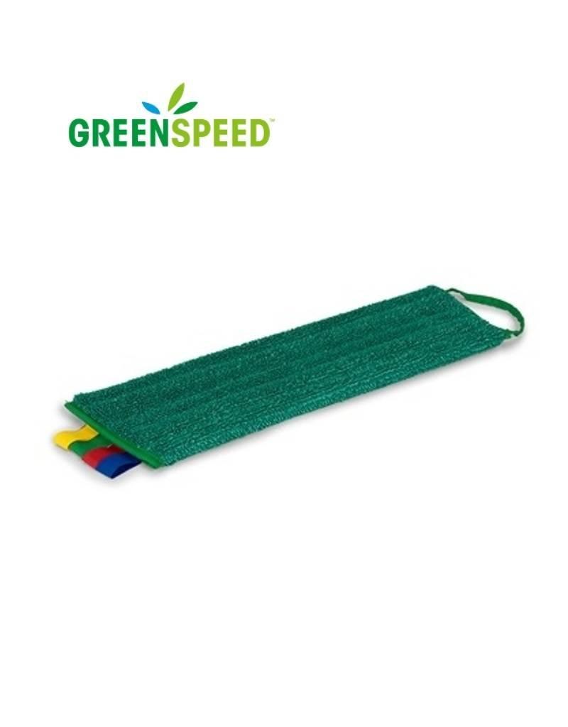 Greenspeed Twistmop:  ideale vlakmop voor alle harde vloeren