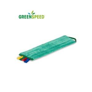 Greenspeed Dustmop Velcro, stofwissen vloer