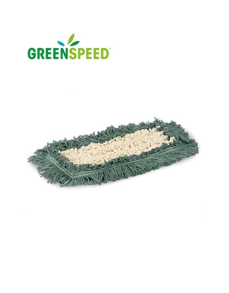 Greenspeed General Purpose vlakmop, voor minder grip op de vloer