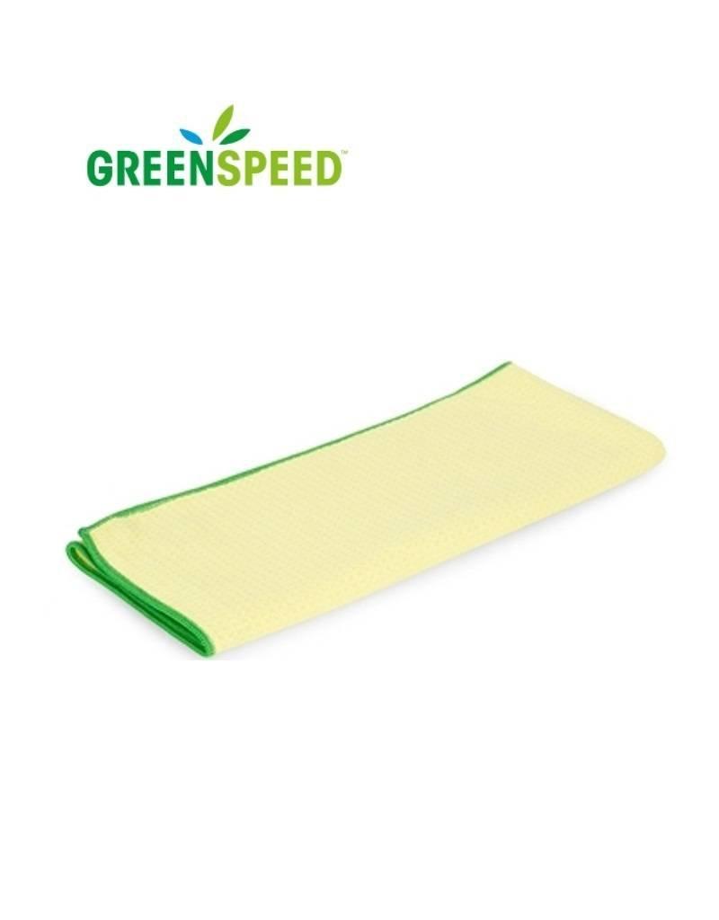 Greenspeed Microvezeldoek Heavy Duty met wafelstructuur