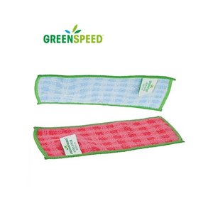 Greenspeed Micro-scrubdoekjes 22 x 11 cm (set van 2)