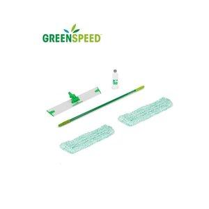 Greenspeed Vlakmopset onderhoud natuursteen en beton