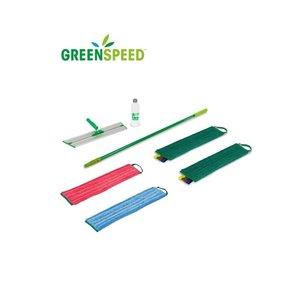 Greenspeed Greenspeed vlakmopset met 3 kleuren