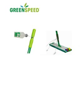Greenspeed Sprenklersysteem 'only' (exclusief vlakmoppen)