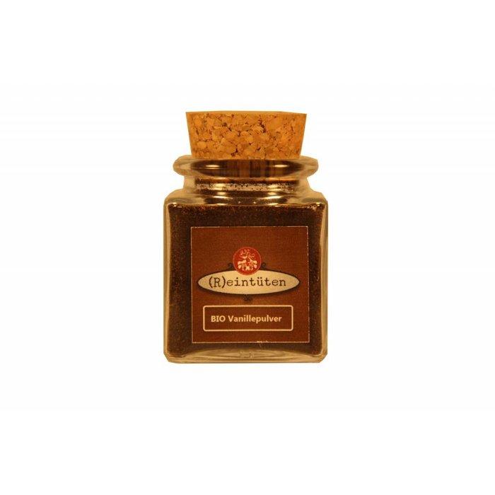 Bio Bourbon Vanille - gemahlen