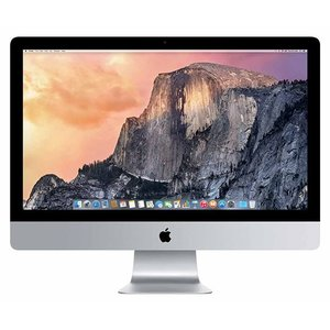 """Apple iMac 21.5"""" Intel i5 2.50 GHz 4 GB - 500Gb - DVDRW - Keyboard - Muis"""