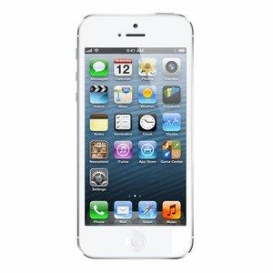 Apple iPhone 5 - 16 Gb - Zilver/wit