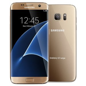 Samsung Galaxy S7 Edge - 32 GB - Gold Platinum