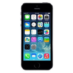 Apple iPhone 5s - 16 GB - SpaceGray